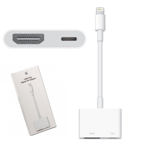 Adaptador HDMI para iPhone y iPad