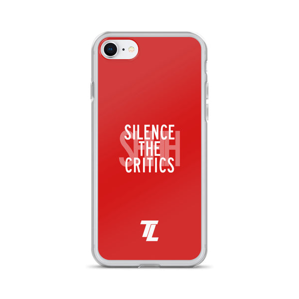 Silence iPhone Cases