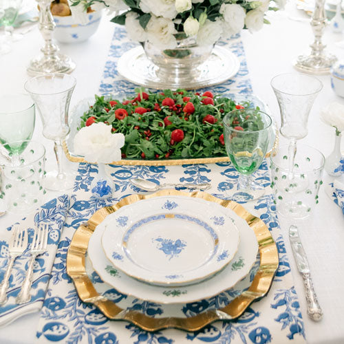 A Blue & Green Christmas by Mrs Southern Social