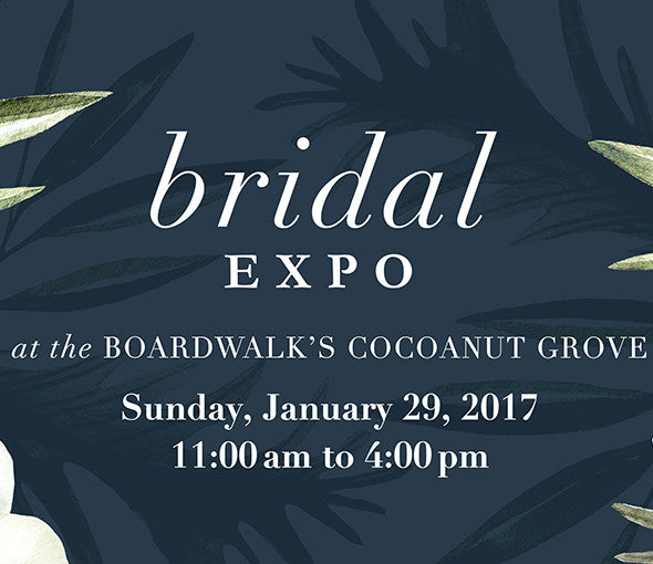 Annieglass at the Cocoanut Grove Bridal Expo