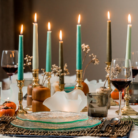 Hanukkah Inspo - Winter Light