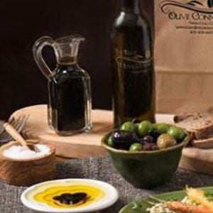 Wine Tasting & Olive Oil Tasting at Annieglass Watsonville Tasting Room
