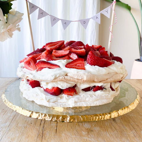 Gigi's Strawberry Pavlova