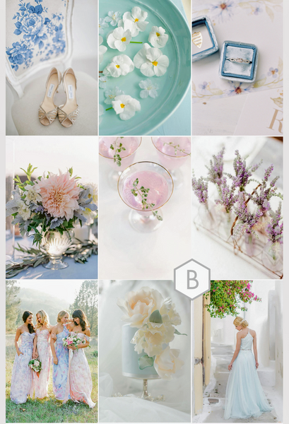 Summer Wedding Color