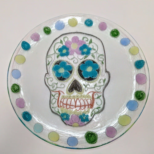 Dia de Los Muertos Party + Make A Plate Workshop