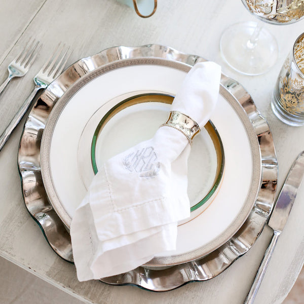 Mixing Metals for Entertaining