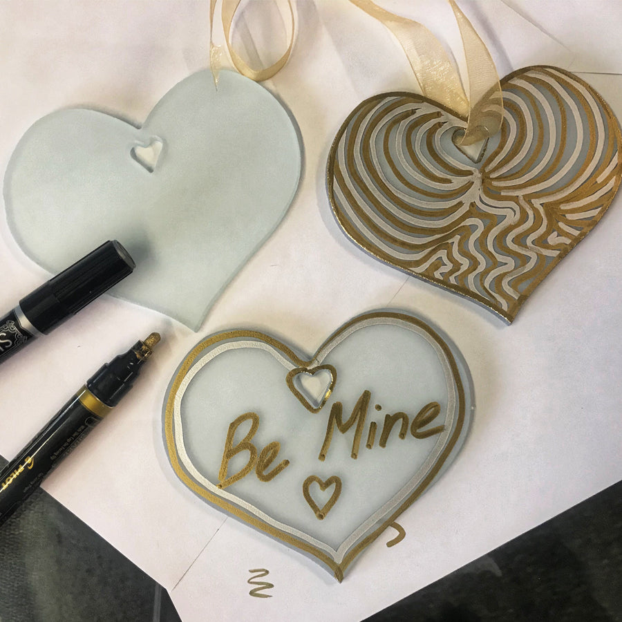 Make a Glass Valentine with Annie Workshop (TBD)
