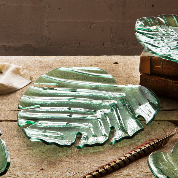 Leaves Palm Frond Cheese Board