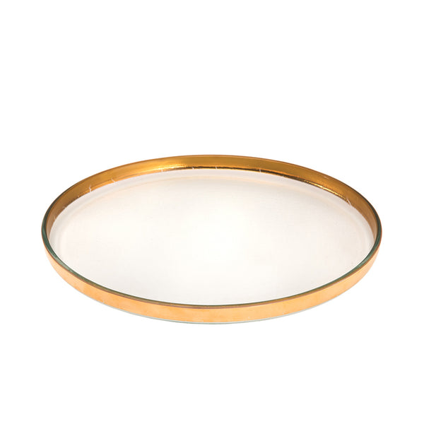 Mod Large Round Plate