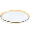 Roman Antique Round Party Platter