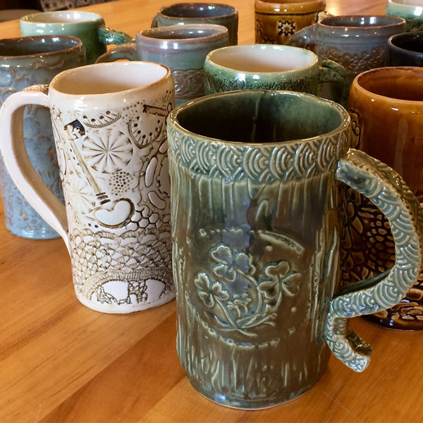 Make a Ceramic Beer Mug Workshop (6/15)