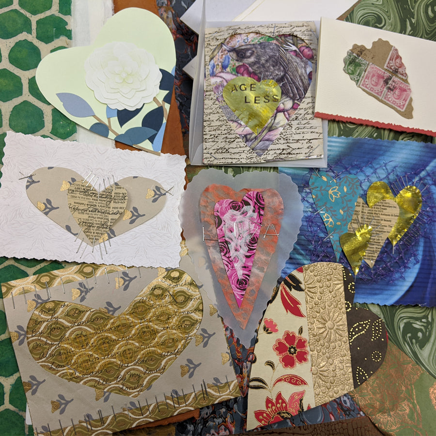 Paper Valentines w/Annie Workshop (2/8)