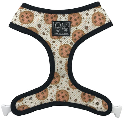 Big & Little Milk & Cookies - Reversible Dog Harness