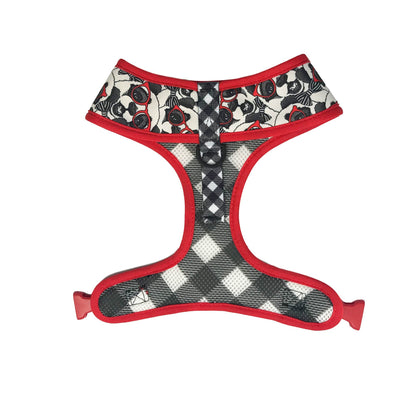 Big & Little Panda Panda - Reversible Dog Harness