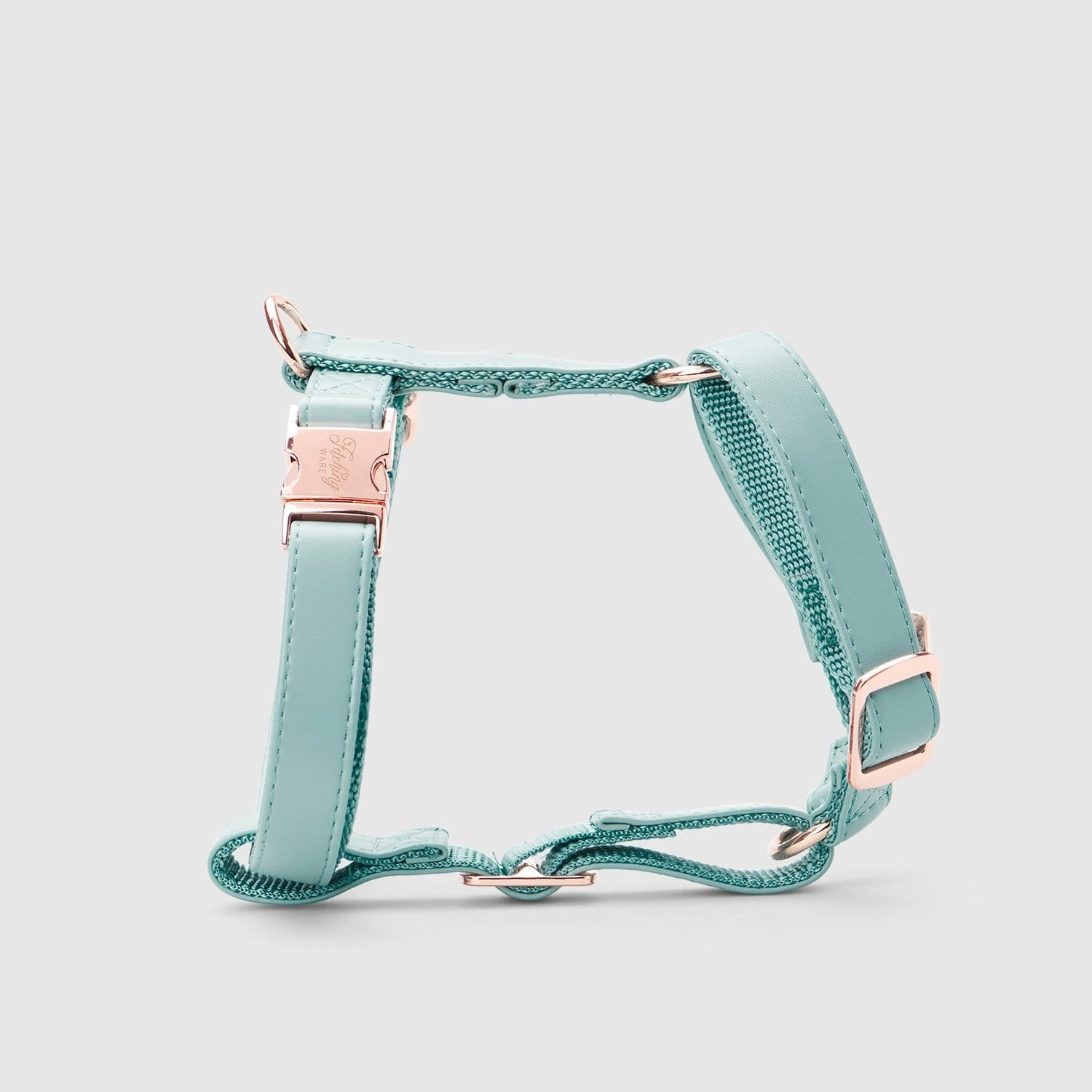 Fetching Ware Capri in Rose Gold Harness