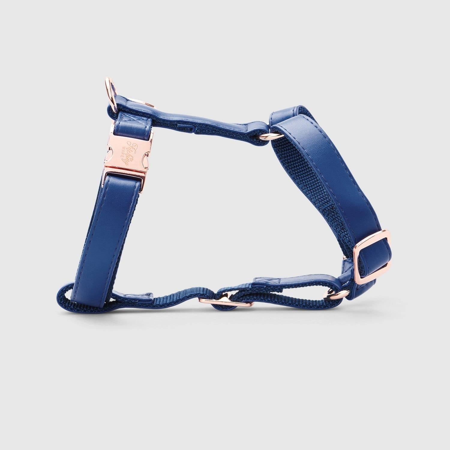 Fetching Ware Glacier Blue Harness