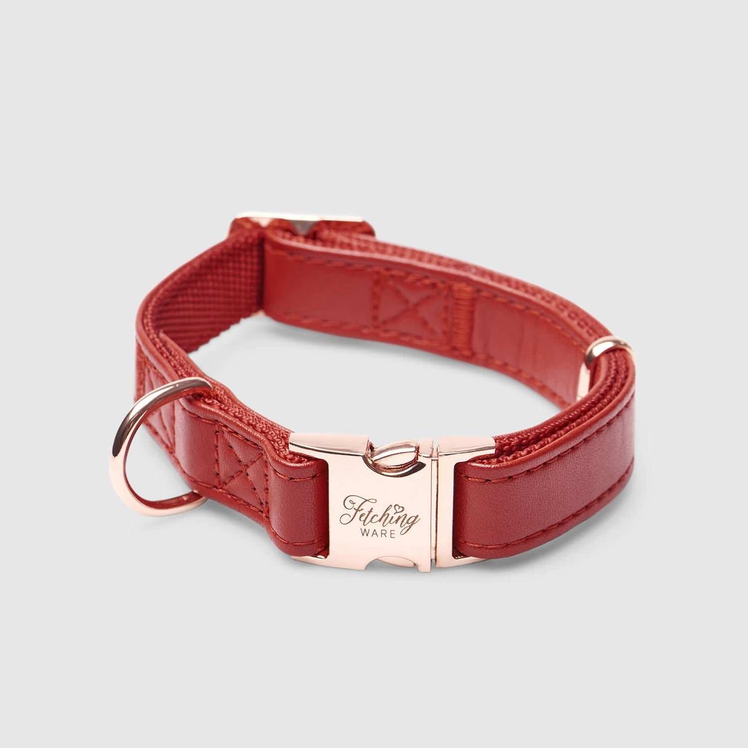 Fetching Ware Tuscany in Rose Gold Collars