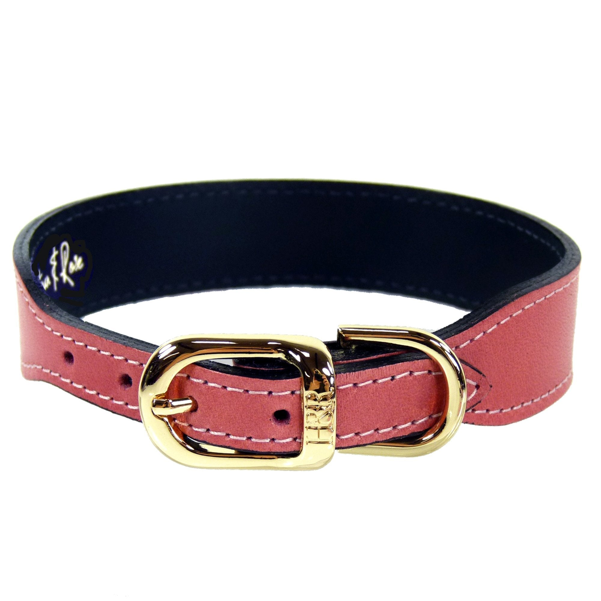 Petal Pink Collar  - Gold Hardware