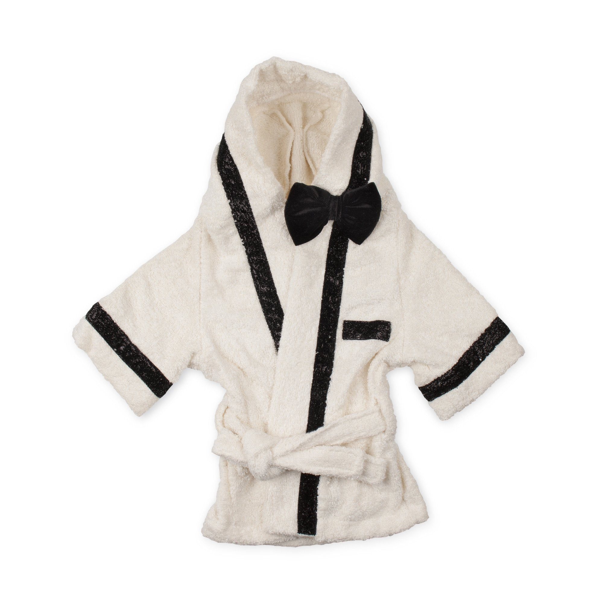 Moshiqa Best Man Luxurious Dog Bathrobe