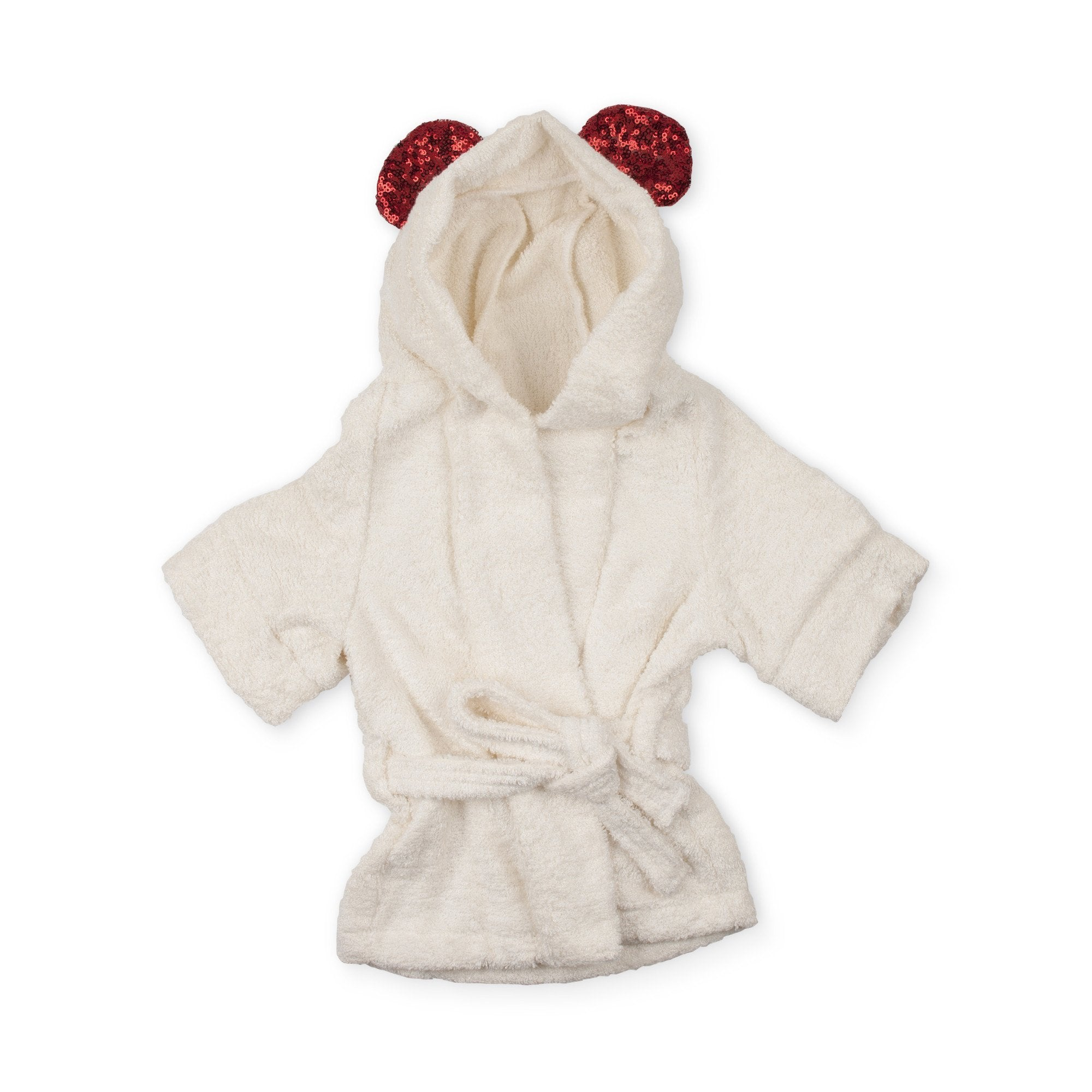 Moshiqa Lady Bug Luxurious Dog bathrobe