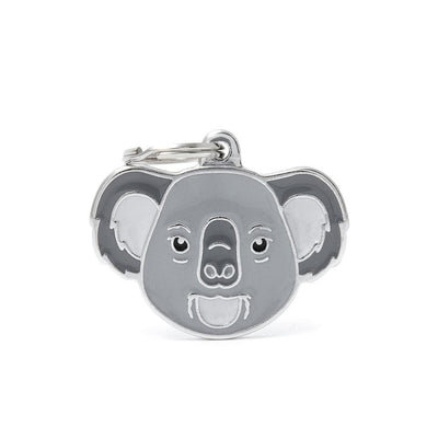 My Family Koala Dog I.D. Tags - 3B