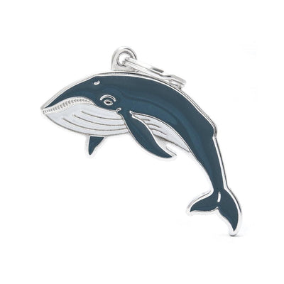 My Family Whale Dog I.D. Tags - 2B