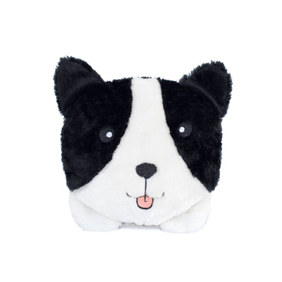 Zippy Paws Border Collie Bun Dog Toys