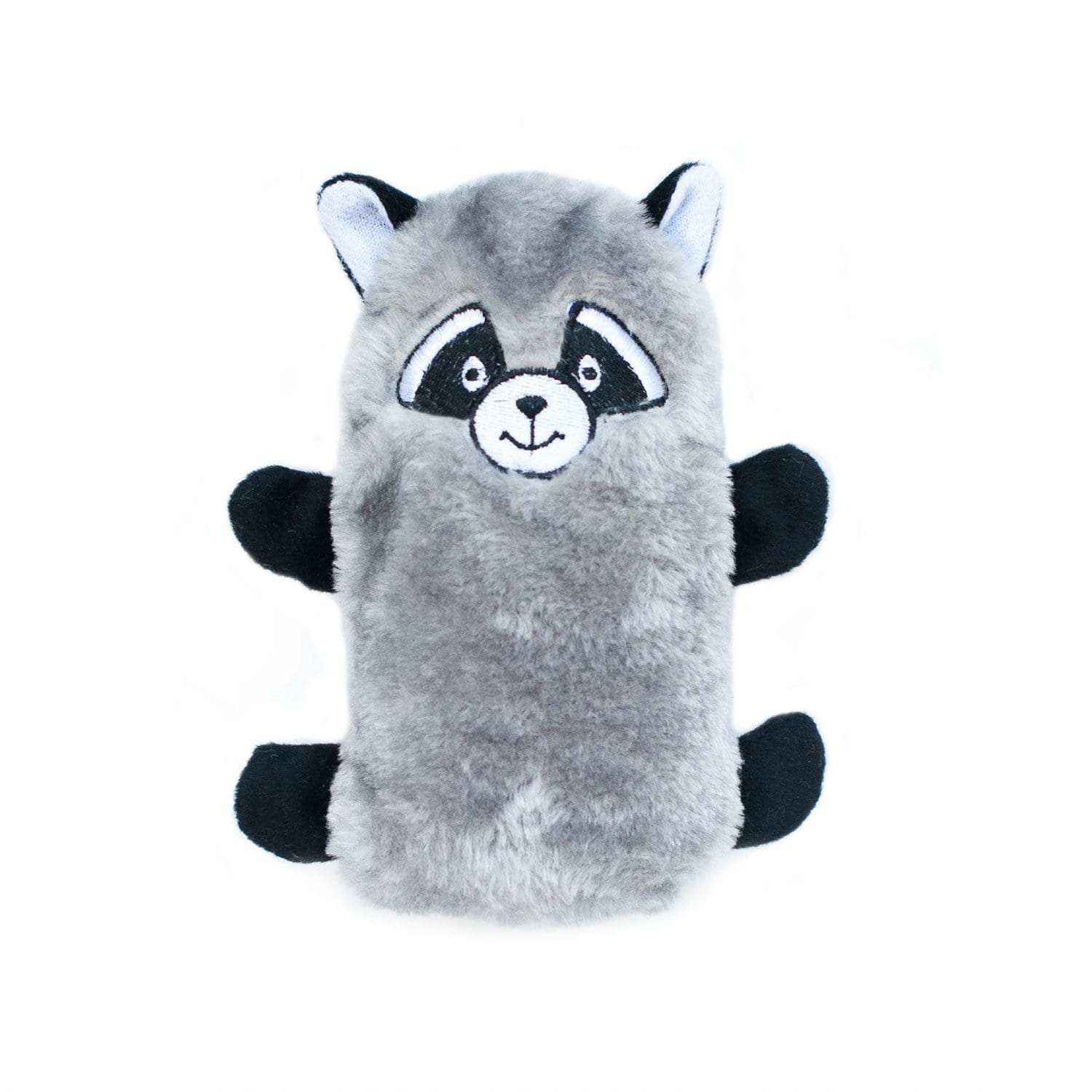 Zippy Paws Colossal Buddie - Raccoon