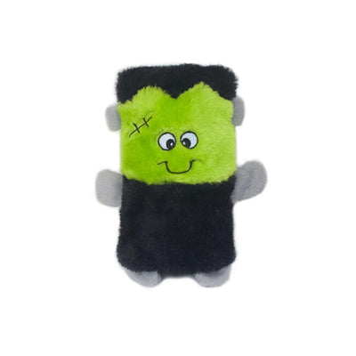Zippy Paws Halloween Colossal Buddie - Frankenstein's Monster Dog Toys