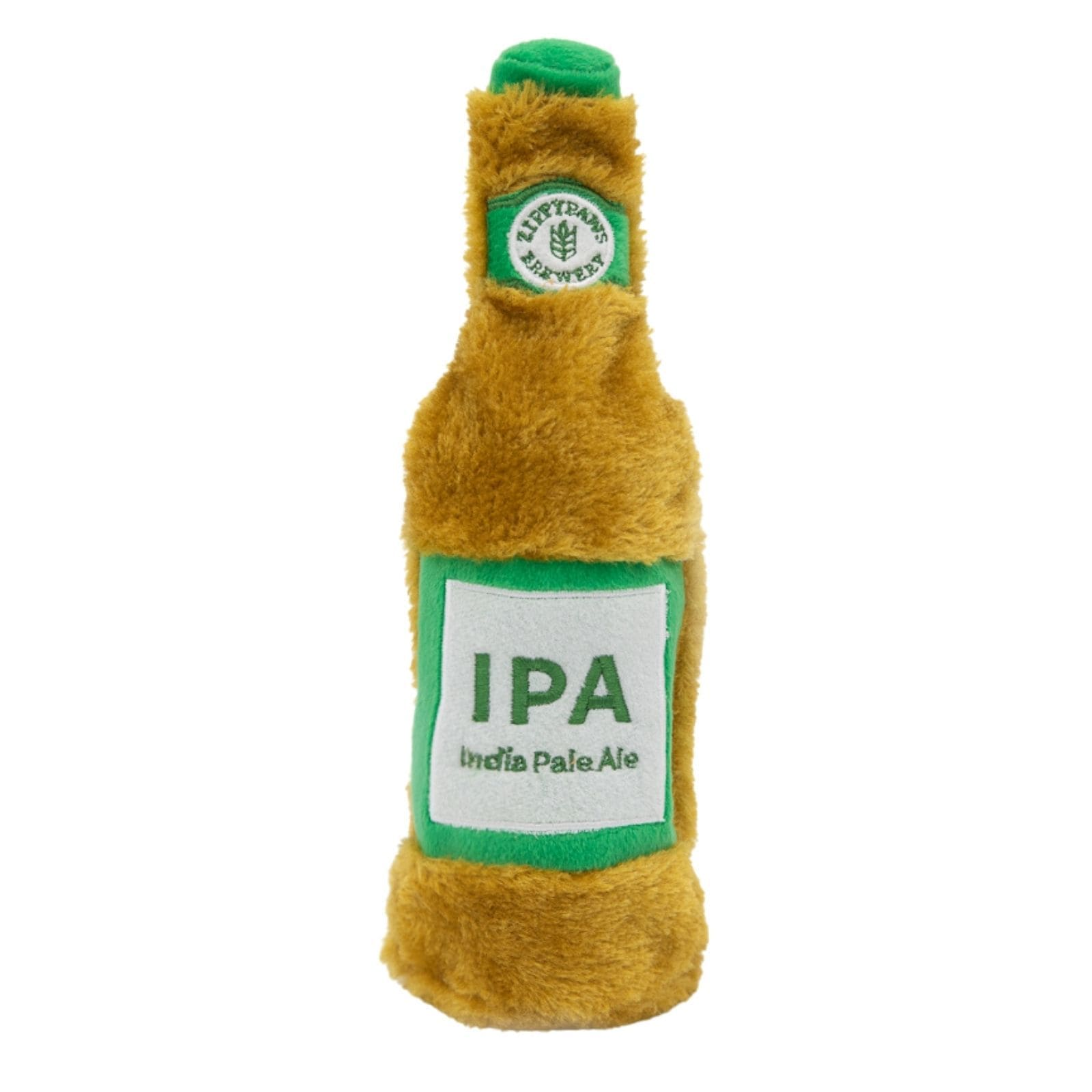 Zippy Paws Happy Hour Crusherz - IPA Dog Toys