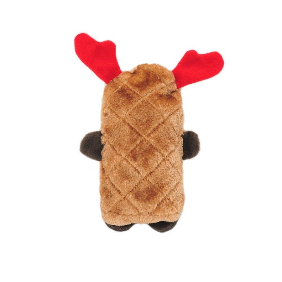 Zippy Paws Holiday Colossal Buddie - Reindeer