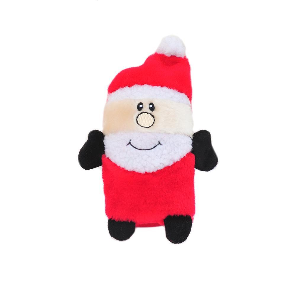 Zippy Paws Holiday Colossal Buddie - Santa