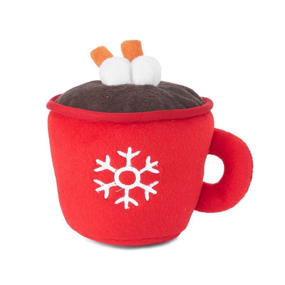 Zippy Paws Holiday Hot Cocoa Dog Toys