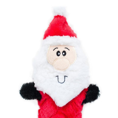 Zippy Paws Holiday Jigglerz® - Santa