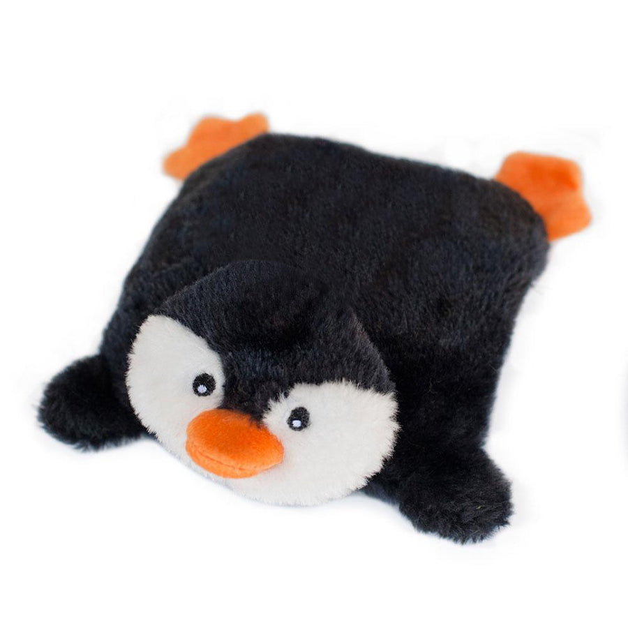 Zippy Paws Holiday Squeakie Pad - Penguin