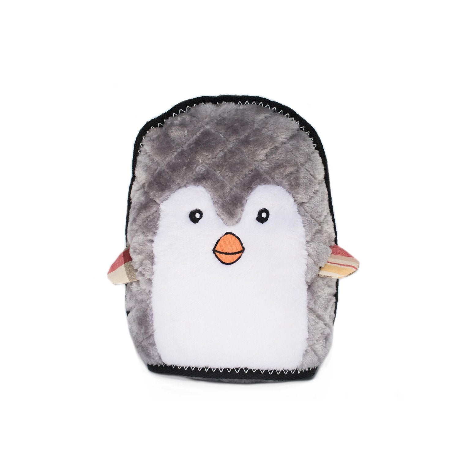Zippy Paws Holiday Z-Stitch® Grunterz - Penguin