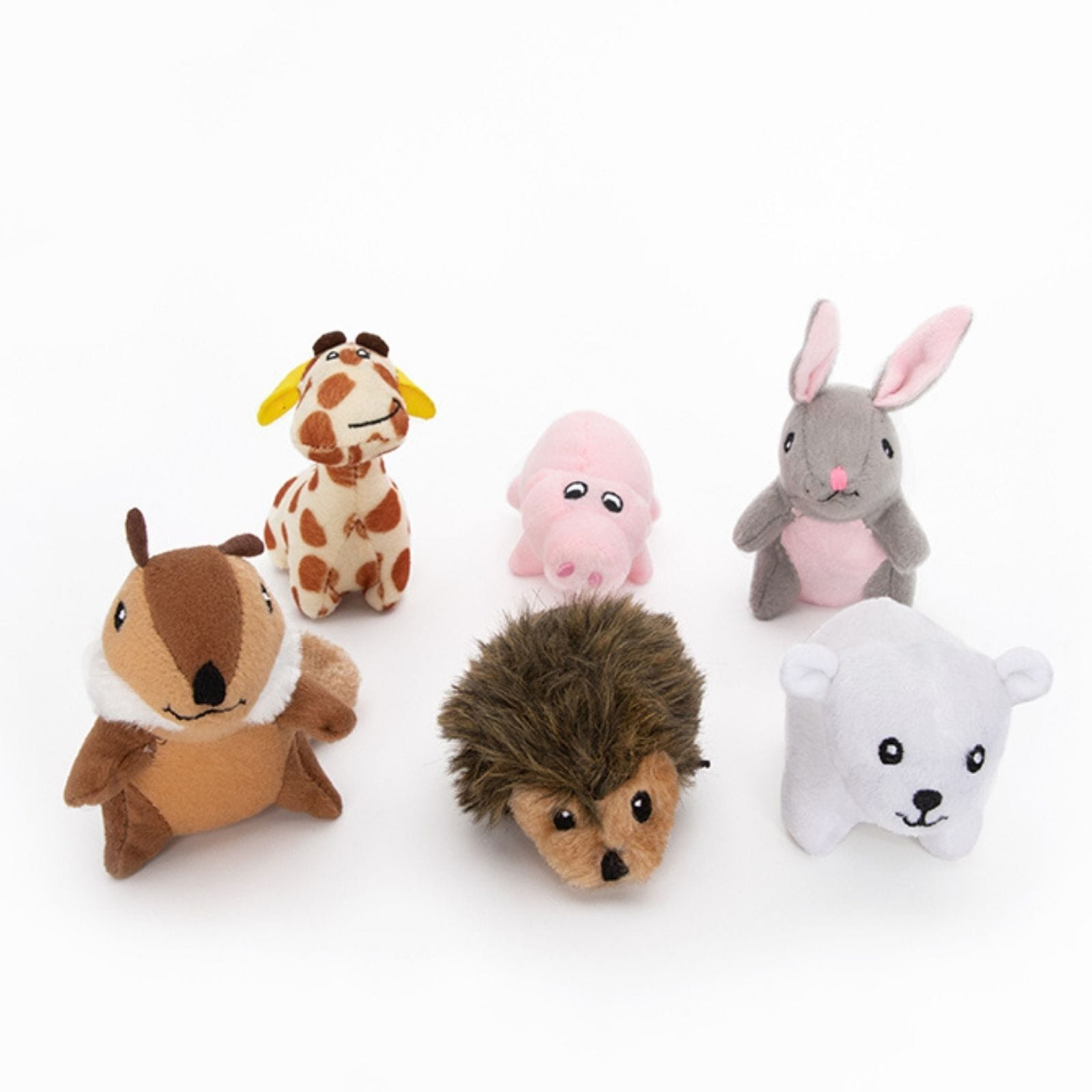 Zippy Paws Miniz Multipack Dog Toys