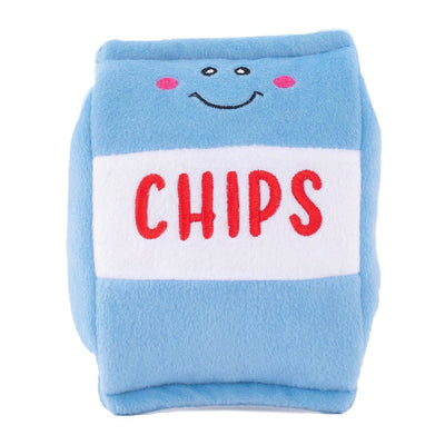 Zippy Paws NomNomz® - Chips Dog Toys