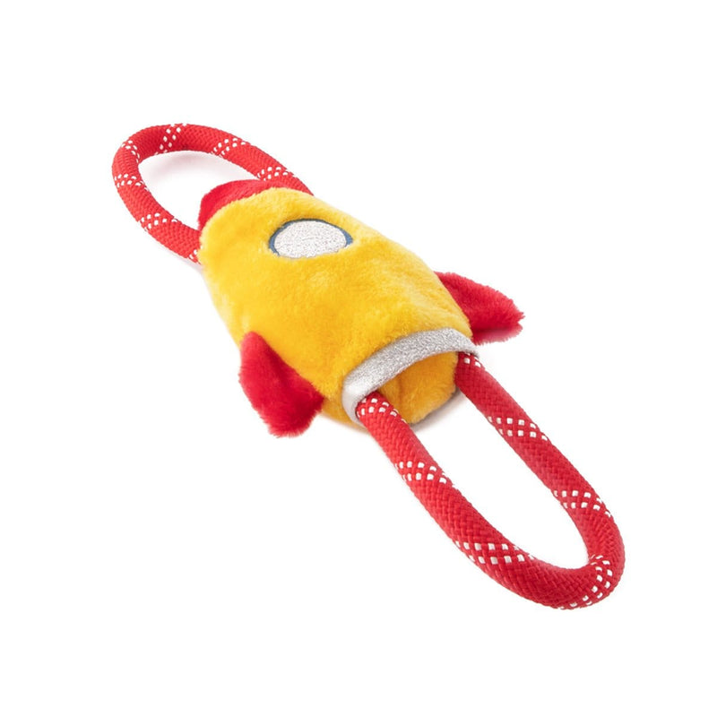 Zippy Paws RopeTugz® - Spaceship Dog Toys