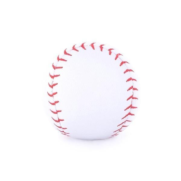 Zippy Paws SportsBallz - Baseball Dog Toys