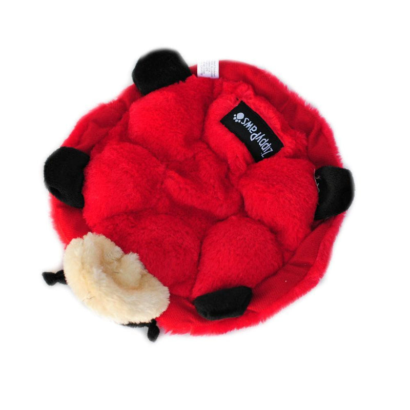 Zippy Paws Squeakie Crawler - Betsey the Ladybug Dog Toys