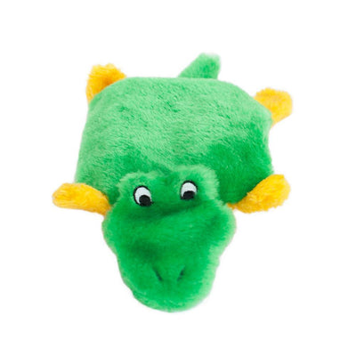 Zippy Paws Squeakie Pad - Alligator