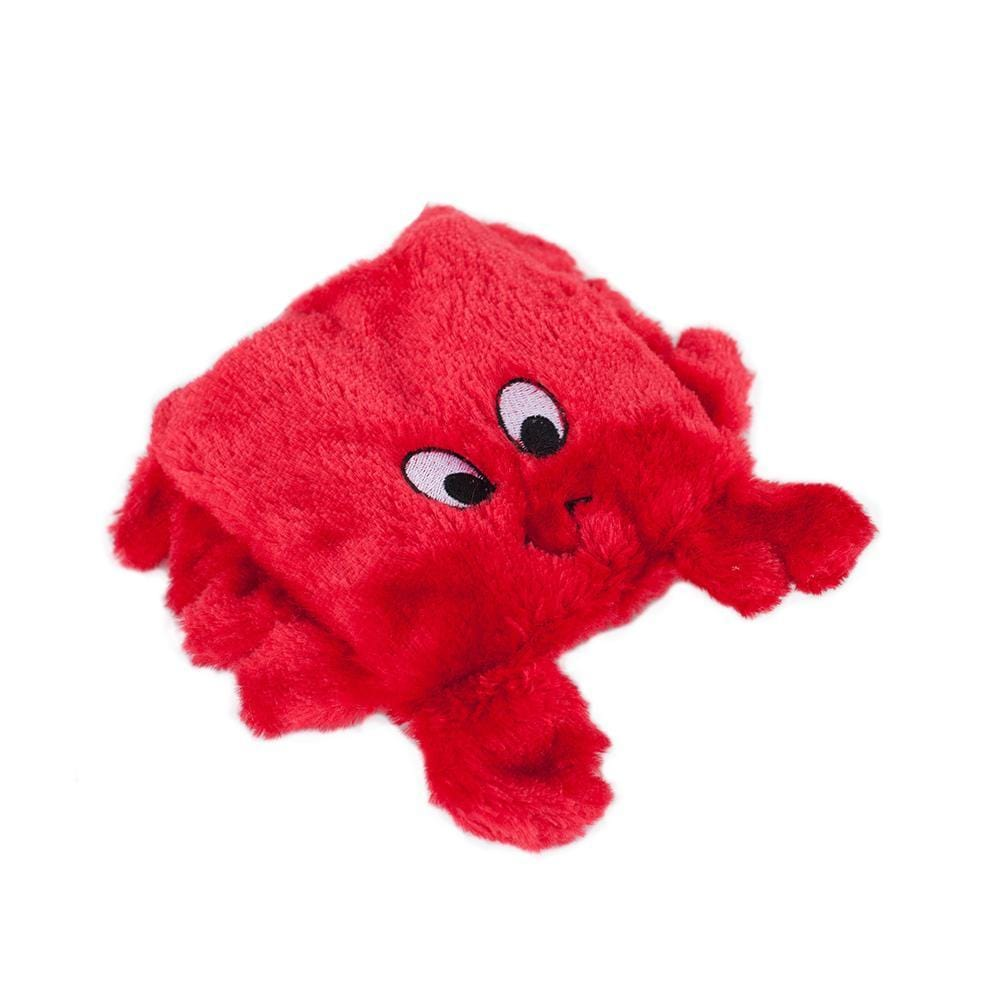 Zippy Paws Squeakie Pad - Crab