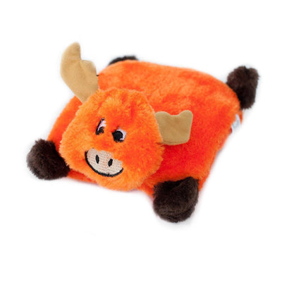 Zippy Paws Squeakie Pad - Moose