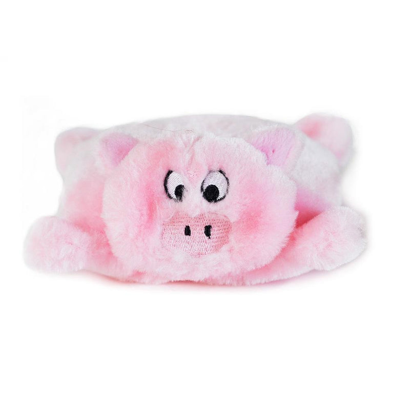 Zippy Paws Squeakie Pad - Pig