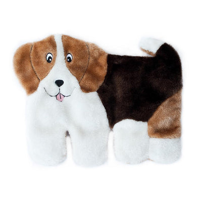 Zippy Paws Squeakie Pup - Beagle