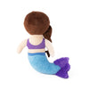 Zippy Paws Storybook Snugglerz - Maddy the Mermaid Dog Toys