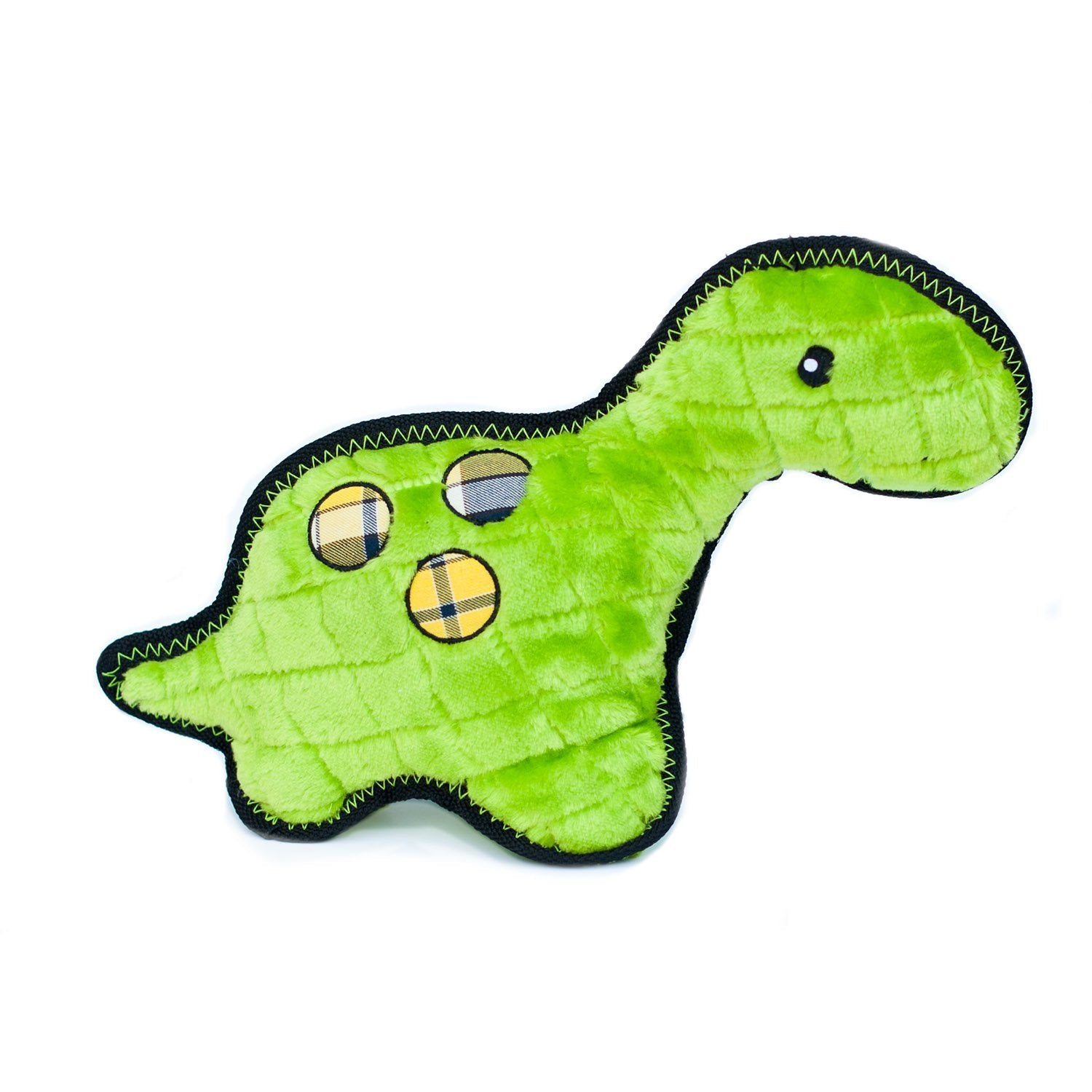 Zippy Paws Z-Stitch® Grunterz - Donny the Dinosaur