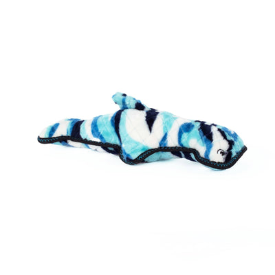Zippy Paws Z-Stitch® Grunterz - Hamilton the Hammerhead Shark Dog Toys