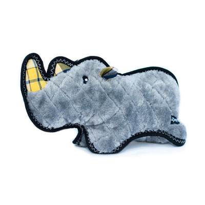 Zippy Paws Z-Stitch® Grunterz - Ronny the Black Rhino